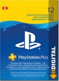 Playstation Plus Abonnement – 12 Monate