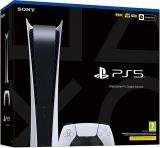 Playstation 5 Digital Edition sofort verfügbar bei microspot
