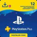 Playstation Plus 1 Jahr für CHF 44.-