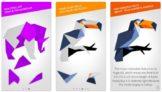 iOS Game Cardinal Land geometrisches Puzzle gratis statt CHF 2.90