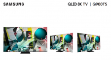 Samsung 75″ 8K TV QLED (QE75Q900T)