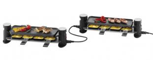 Trisa Connect 4 plus 4 Racletteofen bei Galaxus zum Bestpreis von CHF 49.-