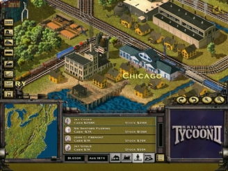 PC-Spiel Railroad Tycoon Deluxe gratis