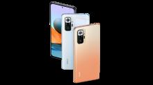 Xiaomi Redmi Note 10 Pro wieder günstig bei Amazon.fr
