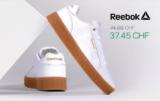 Nur heute: 50% Rabatt auf ausgewählte Reebok Schuhe bei Dosenbach