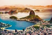 Flüge: Brasilien [Nov. – Juni] Hin und Zurück mit LATAM* von Basel od. Zürich nach Sao Paulo, Rio de Janeiro (…) ab 395€ inkl. Gepäck