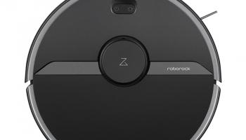Roborock S6 Pure in Schwarz zum neuen Bestpreis
