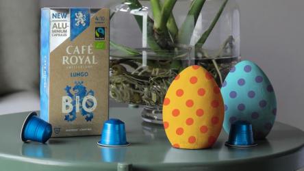 Café Royal Fr. 8.- Rabatt ab MBW 40.-