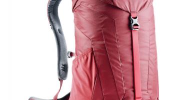 AC Lite 32 Rucksack rot bei Campz