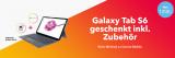 Gratis Galaxy Tab S6 bei Sunrise für Neukunden