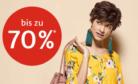 Sale bei Manor bis zu 70% Rabatt auf diverse Artikel (Baby Kleider, Damen Kleider, Bettwäsche usw.)