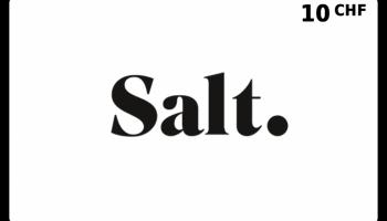 Gratis Salt Prepaid mit CHF 10.-