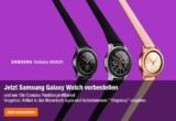 Melectronics 10x Cumulus Punkte bei Vorbestellung der Samsung Galaxy Watch