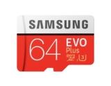 Samsung EVO Plus 64GB microSD Speicherkarte für CHF 19.90 statt CHF 29.50 bei Gearbest
