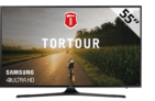 Samsung 55-Zoll UHD Smart TV UE55KU6070 bei DayDeal für CHF 499.- statt CHF 699.-