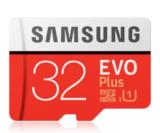 Samsung Evo 32 GB micro SDHC Karte bei Zapals