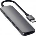 Satechi USB-C Slim Aluminium V2 bei Melectronics