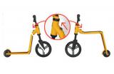 Postauto Scooter/Laufrad 2 in 1