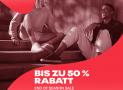 Reebok: bis zu 20% Rabatt auf alles mit persönlichem Gutscheincode (auch Sale)!