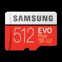 Samsung Evo+ microSD 512GB für 65.- CHF