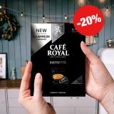 20% auf Big Packs bei Café Royal