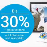 Smartphoto: 30% Rabatt und gratis Versand ab MBW 50.-