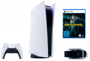 Sony PlayStation 5 inkl. Returnal & PS5 Kamera