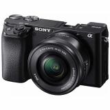 Sony Alpha 6100 + 16-50mm Objektiv bei Mediamarkt