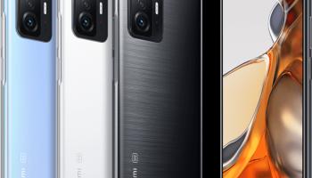 Xiaomi 11T Smartphone mit Android 11, 67W Schnellladen, 5000mAh Akku, 8-Kern CPU, 128GB Flash, 8GB RAM, 6,67″ Amoled, 108MP Kamera