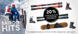 20% auf alle Ski, Skischuhe, Snowboards und Snowboardboots bei SportXX