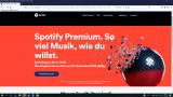 Spotify Premium. So viel Musik, wie du willst. Drei Monate für Fr. 0.99