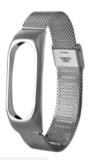 Stahl-Armband fürs Xiaomi Mi Band 2 für CHF 3.- bei Rosegal
