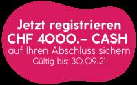 CHF 4000.- Cash bei Hypotheken-Abschluss via Valuu (min. Volumen = CHF 300k)