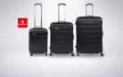 SWIZA Kofferset mit drei Polycarbonat-Koffern