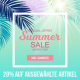 20% auf ausgewählte Sommer-Artikel bei Apfelkiste.ch, z.B. Aufblasbarer Riesen Schwan Luftmatratze für CHF 55.12 statt CHF 68.90