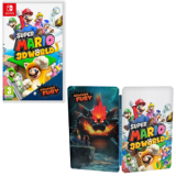 Super Mario 3D World + Bowser's Fury + Steelbook + 10% Fnac.ch