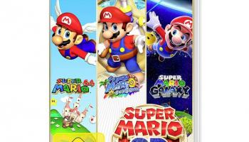 NUR HEUTE! Super Mario 3D All-Stars bei Conrad