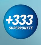 333 Superpunkte beim Supercard Prämienshop erhalten