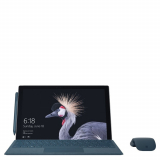 """MICROSOFT Surface Pro – Convertible 2 in 1 Laptop (12.3 """", 128 GB, Silber) für CHF 741.60 bei MediaMarkt"""