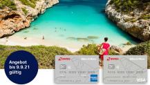 Miles & More Classic Kreditkartenduo mit 25K Startmeilen