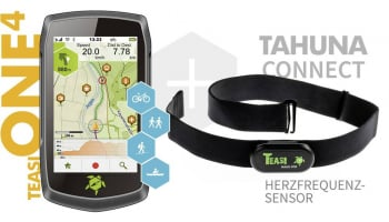 Teasi Tahuna One⁴ Heart Rate Sensor Bundle