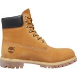 Timberland Men's 6-inch Premium Stiefel (Wheat Nubuck Yellow, diverse Grössen)