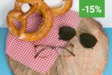 15% auf Brillen und Sonnenbrillen bei Mister Spex, z.B. Mister Spex Collection Baroda 1053 001 für CHF 52.45 statt CHF 87.90