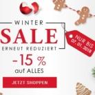 Nur heute: 15% auf alles bei Parfumcity, z.B. EdP Dolce&Gabbana Dolce 150ml für CHF 90.- statt CHF 105.75