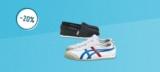 20% Rabatt auf alle Sneaker und Espadrilles bei siroop