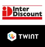CHF 10.- TWINT Cashback bei Interdiscount ab CHF 49.- Einkaufswert