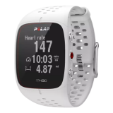 POLAR M430 GPS-Laufuhr (Weiss) bei MediaMarkt im Outlet