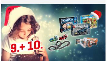 Vorankündigung: 20% auf Spielwaren im Interdiscount