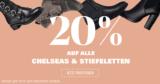 20% auf Chelseas und Stiefeletten bei Ochsner Shoes