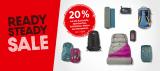 Sportxx: 20% auf Rucksäcke, Sporttaschen, Schlafsäcke und Matten
